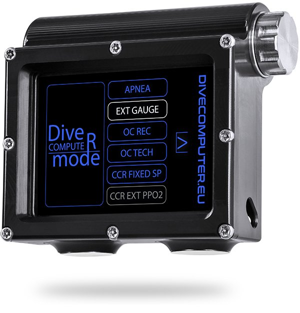 Multifunctional dive computer